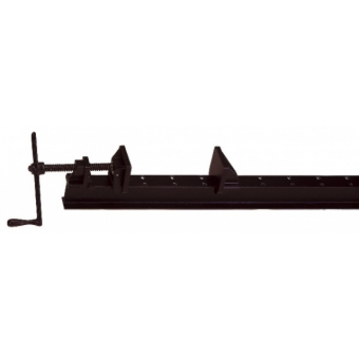Зажим для дверей TAN с I-образным профилем 80х42х3,9 мм Bessey TAN120