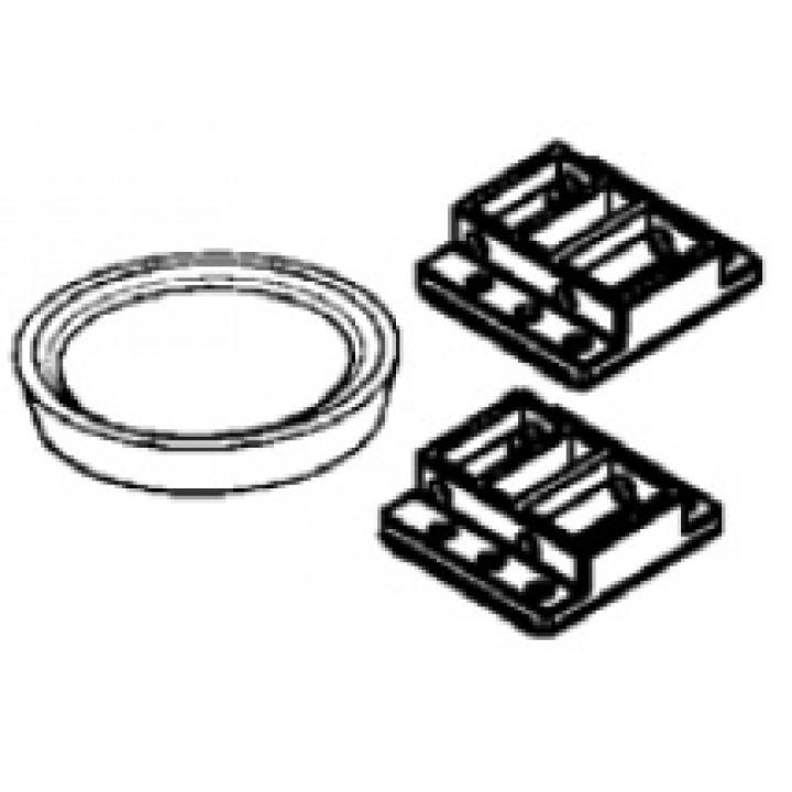 Опорные пластины для струбцин EKT-55 Bessey 3100943