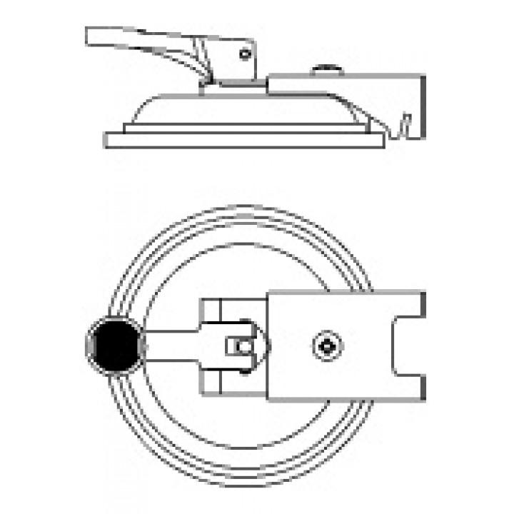 Запасная часть, вакуумный аспиратор для PS55 Bessey 3005774