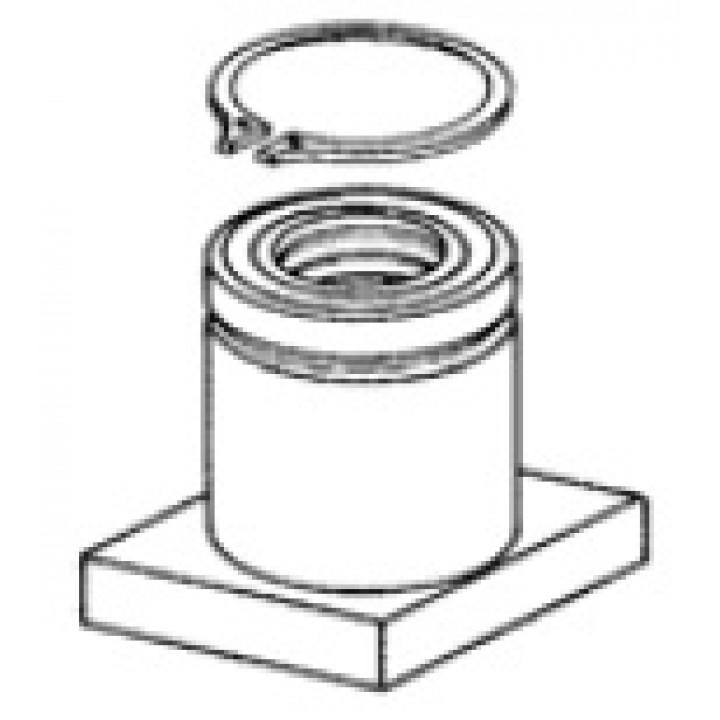 Запасная часть, резьбовая втулка для STBS Bessey 3100579