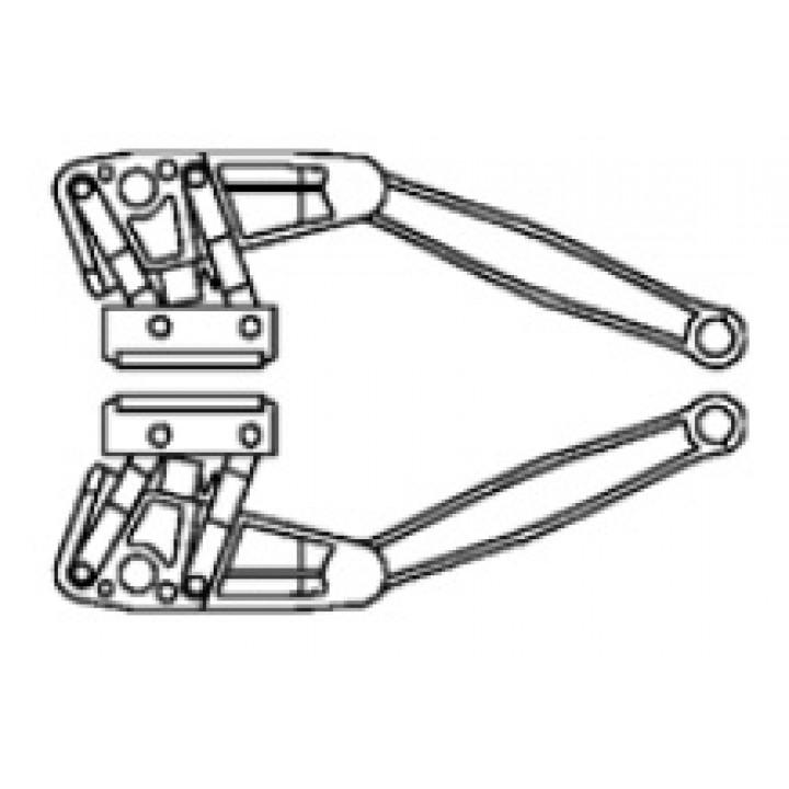 Запасная часть, губки для струбцин EKT-55 Bessey 3100998