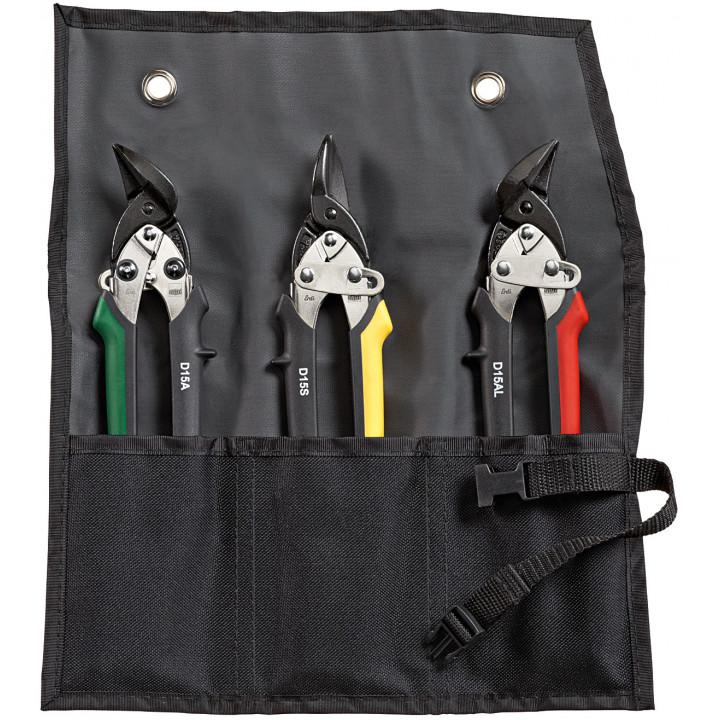 Набор идеальных ножниц Bessey ERDI DSET15