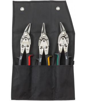 Набор фигурных ножниц Bessey ERDI D16SET