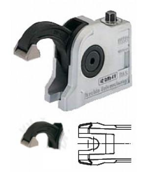 Зажим BAS-CB compact, крепежное отверстие сквозное Bessey BAS-CB10-6