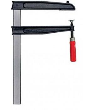 Струбцина для глубокого зажима TGNT с надежной деревянной ручкой Bessey TGN100T25