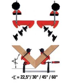 Система угловых струбцин Bessey MCX